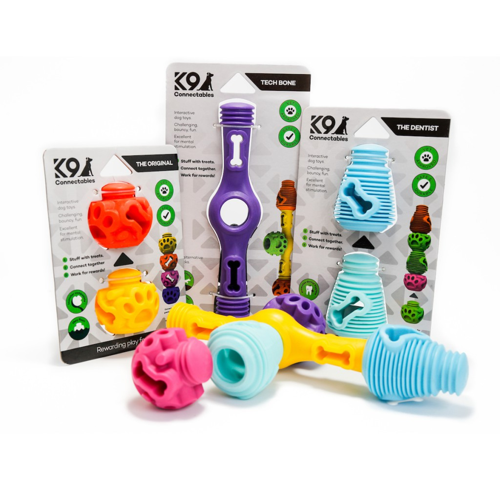 K9 Connectable Dog Toys