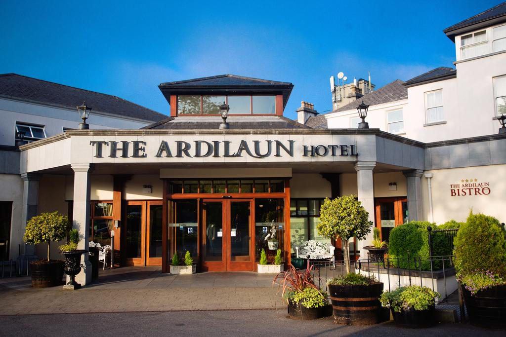 The Ardilaun Hotel Taylor's Hill Galway City on Ireland's Wild Atlantic Way