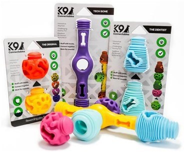 K9 Connectables Interactive Dog Toys