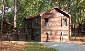 Disney Fort Wilderness Cabins