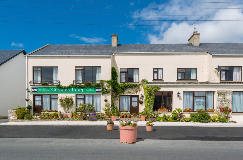 Bradleys B&B Cuan-na-Long Donegal