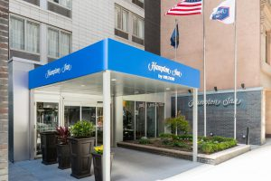 Hampton Inn Manhattan-Madison Square Garden Area