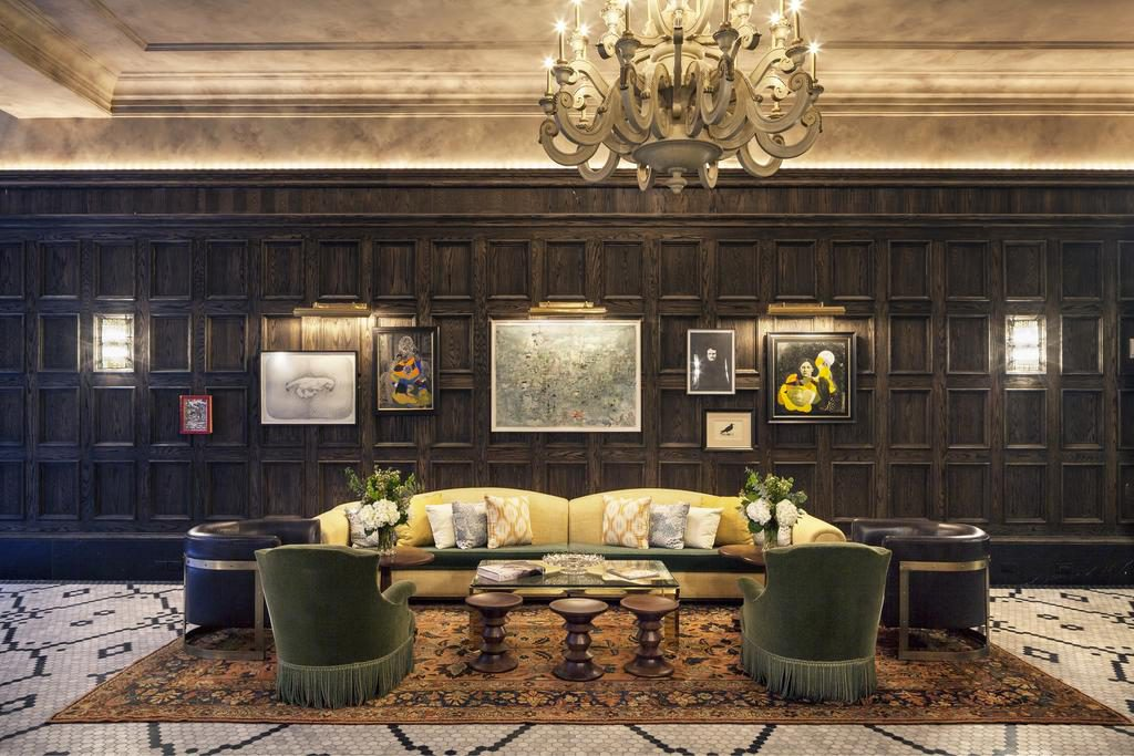The Beekman a Thompson Hotel Downtown - Financial District MLower Manhattan New York City NYC