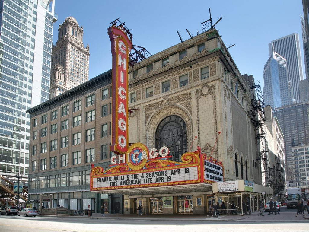 Chicago Theater District