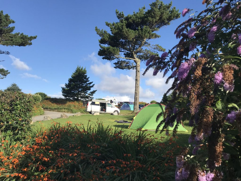 Clifden Eco Beach Camping & Caravan Park, Clifden, Connemara, Co Galway