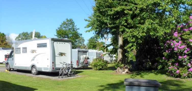 Fossa Caravan and Camping Park Killarney, Co Kerry