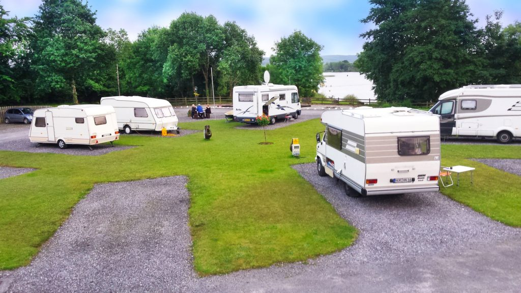Lough Arrow Touring Caravan Park Boyle, Riverstown, Co. Sligo F52K793