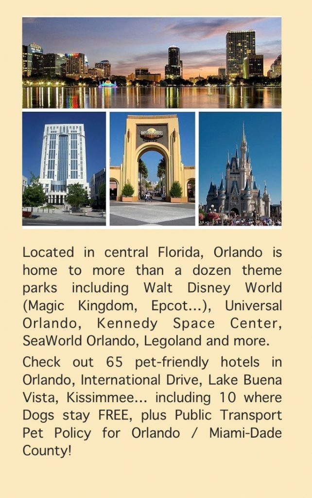 Destination Guide Orlando Florida