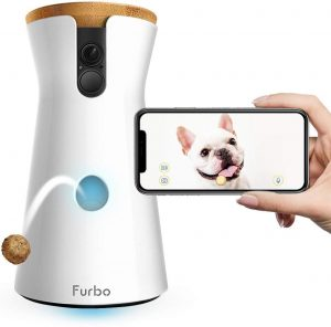 Furbo Remote Dog Camera and Treat Dispenser