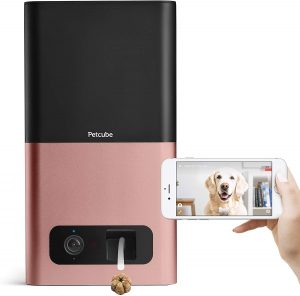 PetCube Bites Remote Dog Camera and Treat Dispenser