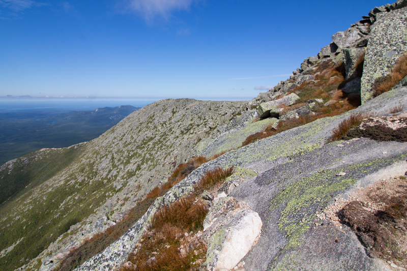 Abol Trail Katahdin Woods & Water National Monument Maine / Baxter State Park Credit Bangor Daily News
