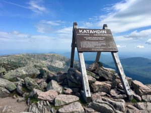 Katahdin Woods and Waters National Monument Maine