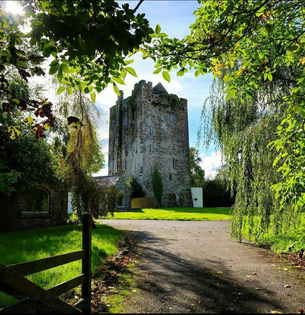 Ballybur Castle and Coach House Cuffesgrange Co. Kilkenny