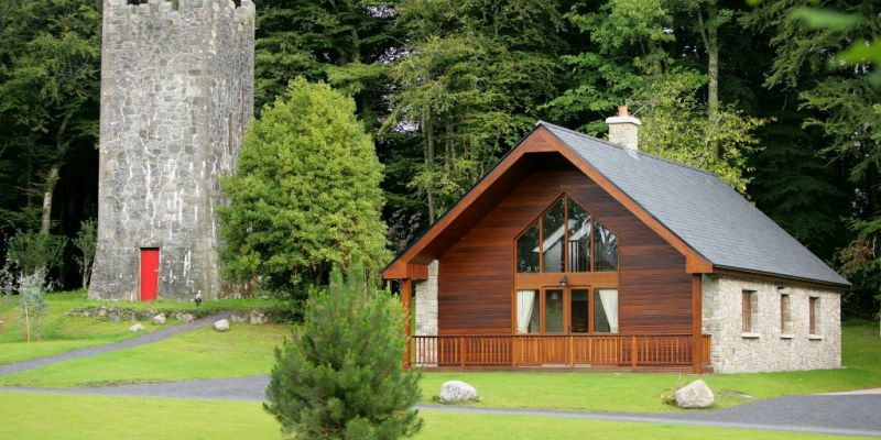 Mount Falcon Self Catering Lodge Mayo