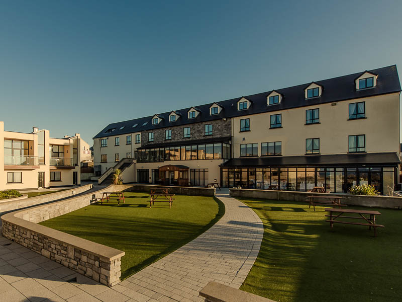 Ocean Sands Hotel and Self Catering Apartments Enniscrone Sligo