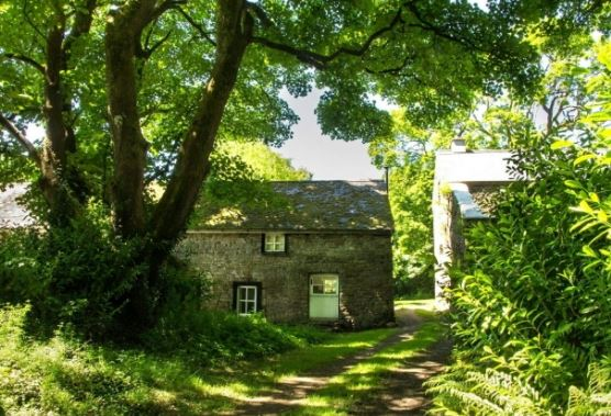 The Forge Self Catering Cottage at Roundwood House Mountrath Co. Laois