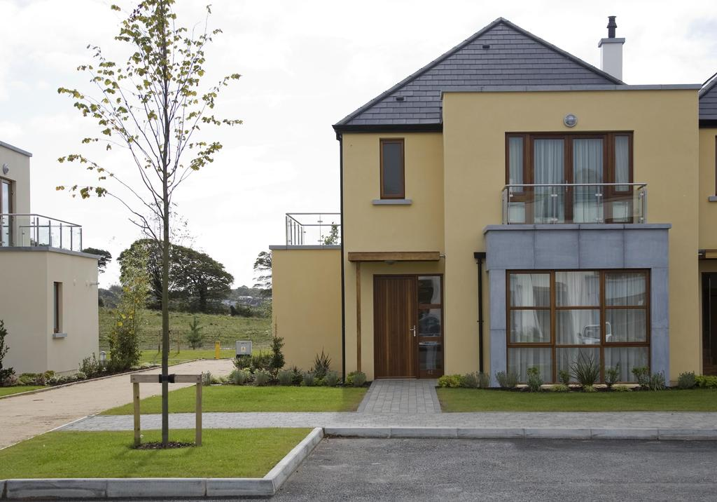 Waterford Castle Self Catering Lodges