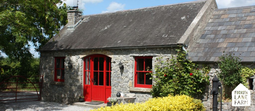 Fuchsia Lane Farm Self Catering Cottages Terryglass Co. Tipperary