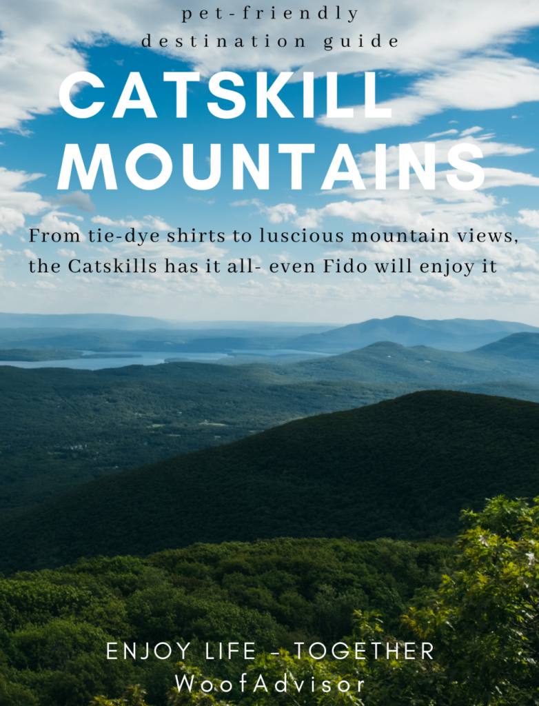 Pet-friendly Destination Guide to the Catskill Mountains, New York | WoofAdvisor Blog
