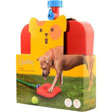 Quirky Pawcet Drinking Fountain for Dogs