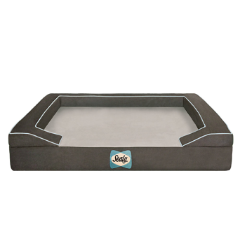 Sealy Premium Bolster Dog Bed